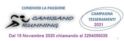 Camisano running Cremona – Associazione sportiva dilettantistica